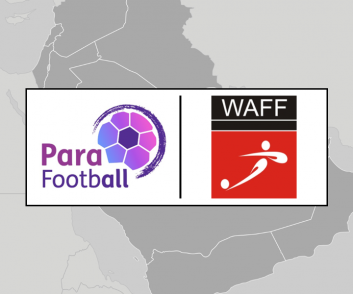 Para Football in West Asia
